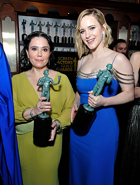Three Quarter Length「26th Annual Screen Actors Guild Awards - Trophy Room」:写真・画像(1)[壁紙.com]