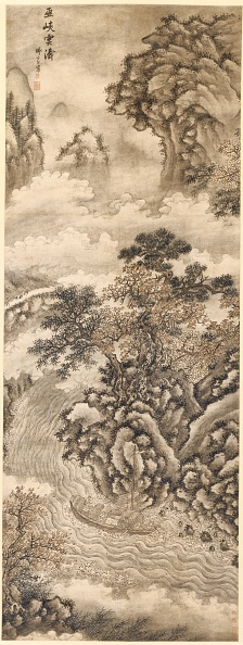 Three Gorges「Clouds And Waves At The Wu Gorge」:写真・画像(15)[壁紙.com]