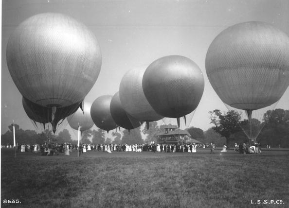 気球「Hot-Air Balloons」:写真・画像(17)[壁紙.com]