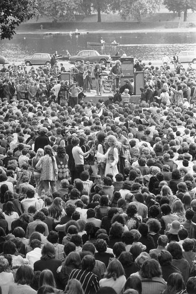 Rock Music「Hyde Park Happening」:写真・画像(3)[壁紙.com]