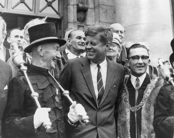 Dublin - Republic of Ireland「Kennedy In Dublin」:写真・画像(10)[壁紙.com]
