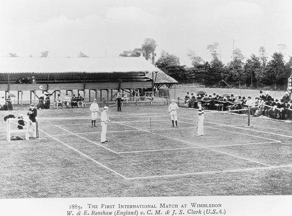 テニス「Wimbledon 1883」:写真・画像(7)[壁紙.com]