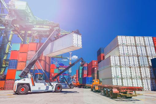 Cargo Container「Port」:スマホ壁紙(10)