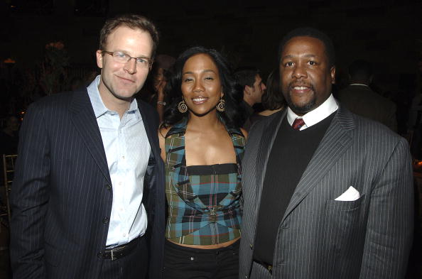 """Sonja Sohn「HBO Presents The Premiere Of """"The Wire"""" - After Party」:写真・画像(18)[壁紙.com]"""