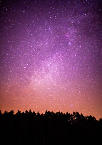 星空「Night sky」:スマホ壁紙(15)
