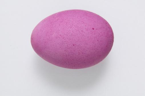 イースター「Violet easter egg」:スマホ壁紙(13)