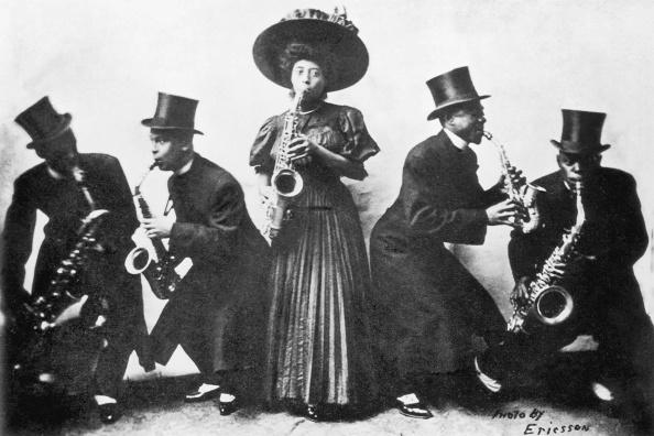 Musical instrument「Jazz Musicians」:写真・画像(3)[壁紙.com]