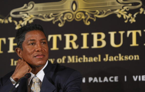One Man Only「Jermaine Jackson Promotes 'The Tribute' Concert」:写真・画像(19)[壁紙.com]