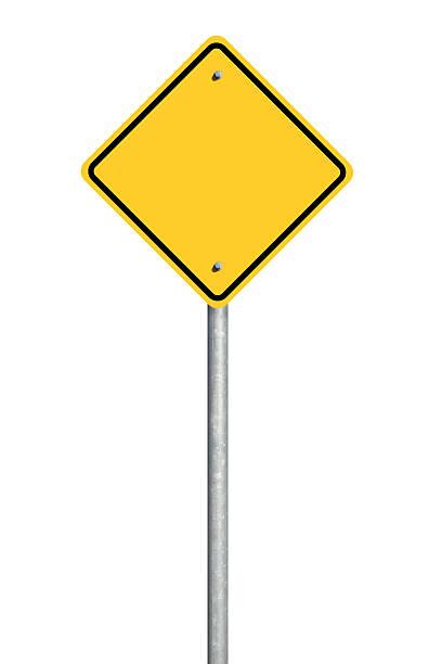 Blank Road Sign:スマホ壁紙(壁紙.com)