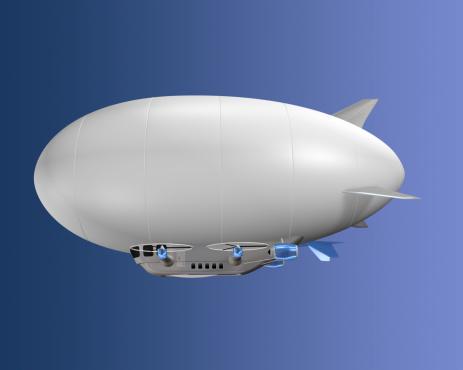 Airship「Airship 飛行船」:スマホ壁紙(13)