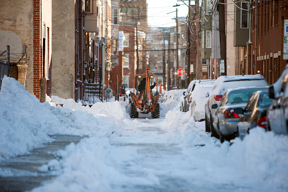 2016 Winter Storm Jonas「Huge Snow Storm Slams Into Mid Atlantic States」:写真・画像(14)[壁紙.com]