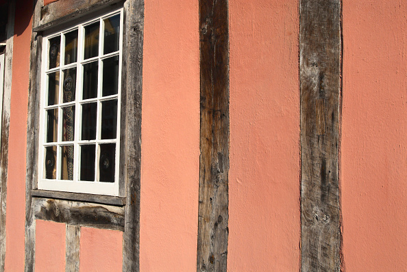 Finance and Economy「Tudor housing, England, UK」:写真・画像(4)[壁紙.com]