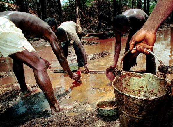 Oil Spill「Nigerian Oil Feature」:写真・画像(16)[壁紙.com]
