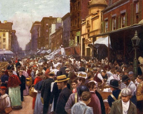 Urban Road「Lower East Side,  New York, 1890s .」:写真・画像(16)[壁紙.com]