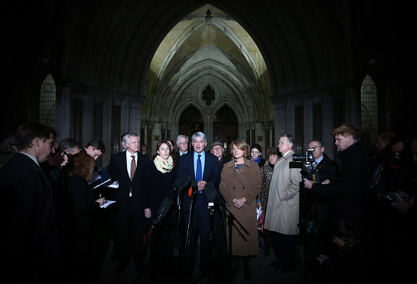 Carl Court「Former Chief Whip Andrew Mitchell Loses His Plebgate Libel Case」:写真・画像(16)[壁紙.com]