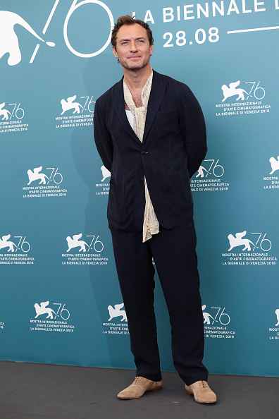 """The New Pope「""""The New Pope"""" Photocall - The 76th Venice Film Festival」:写真・画像(3)[壁紙.com]"""