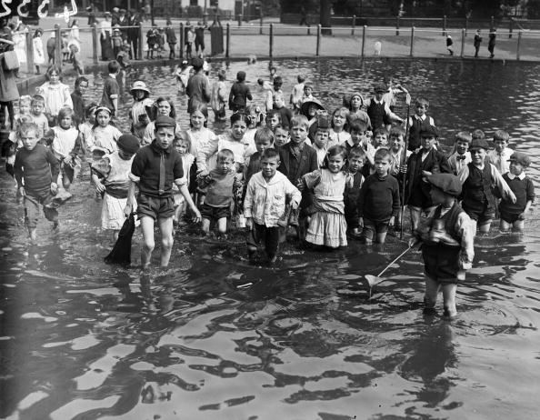 Clapham Common「Paddling Pool」:写真・画像(11)[壁紙.com]