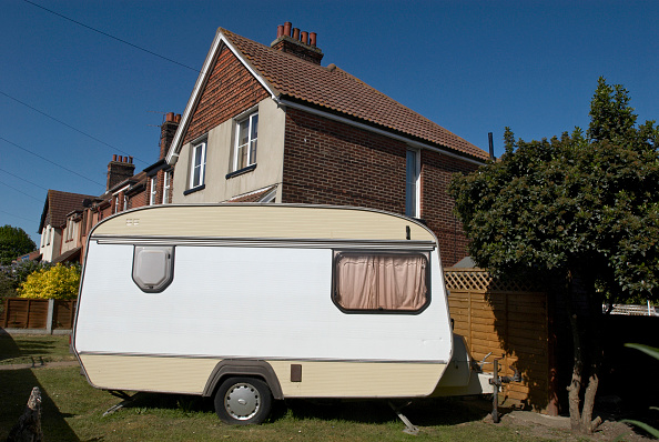 subUrbia - Named Work「Caravan and houses, Harwich, Essex, UK」:写真・画像(8)[壁紙.com]