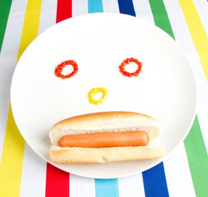 Frowning「Junk Food」:スマホ壁紙(9)
