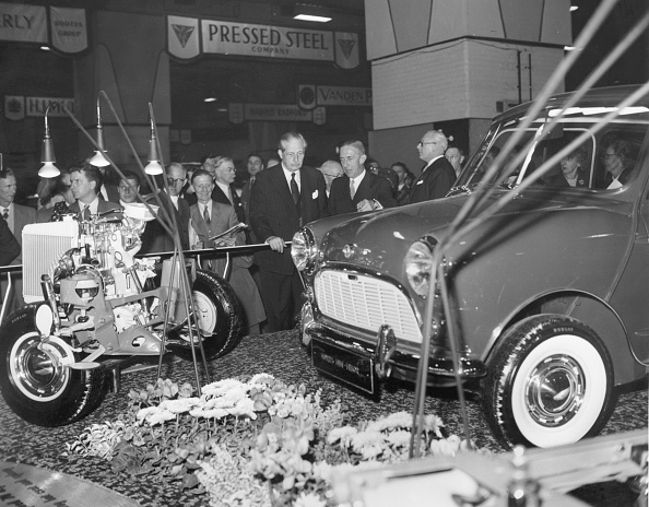 Earls Court「Motor Show」:写真・画像(7)[壁紙.com]