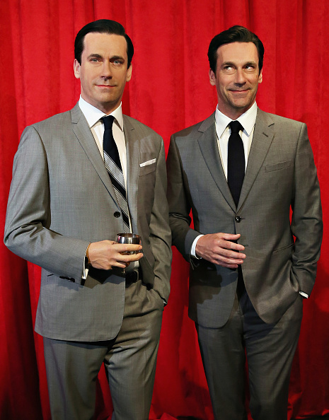 テレビ番組「Madame Tussauds New York And Jon Hamm Unveil Don Draper's Wax Figure During Mad Men's Final Season」:写真・画像(8)[壁紙.com]