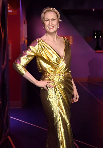 Wax Figure「Madame Tussauds Hollywood Unveils Meryl Streep」:写真・画像(9)[壁紙.com]