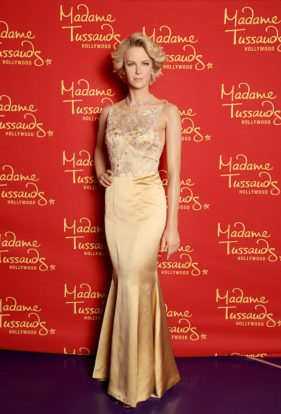 Wax「Madame Tussauds Hollywood Welcomes Academy Award Winning Actress Charlize Theron In Wax!」:写真・画像(11)[壁紙.com]