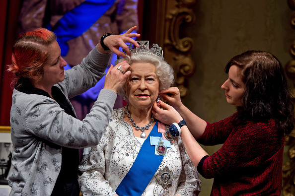 Madame Tussauds London「Madame Tussauds Mark Queen Elizabeth II As Longest Serving Monarch With Updated Outfit」:写真・画像(0)[壁紙.com]