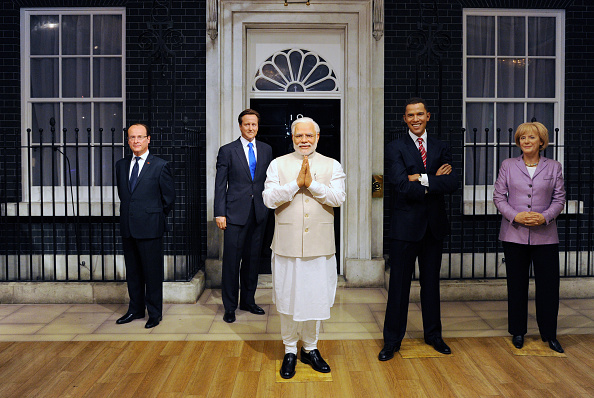 Madame Tussauds London「New Wax Figure Of Narendra Modi Joins World Leaders At Madame Tussauds」:写真・画像(3)[壁紙.com]