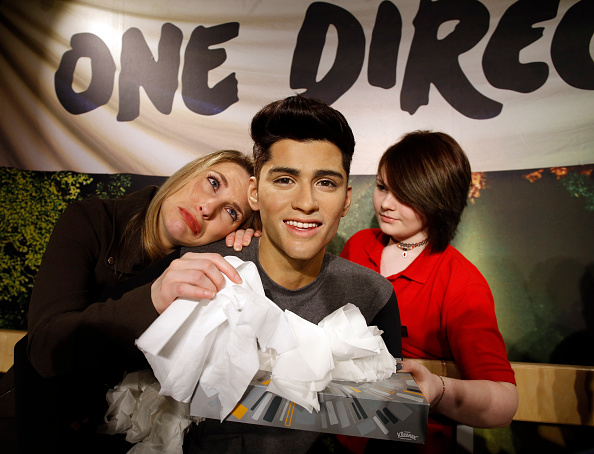Madame Tussauds London「Madame Tussauds Appoint A Tissue Attendant For One Direction Fans After Zayn Malik's Departure」:写真・画像(19)[壁紙.com]