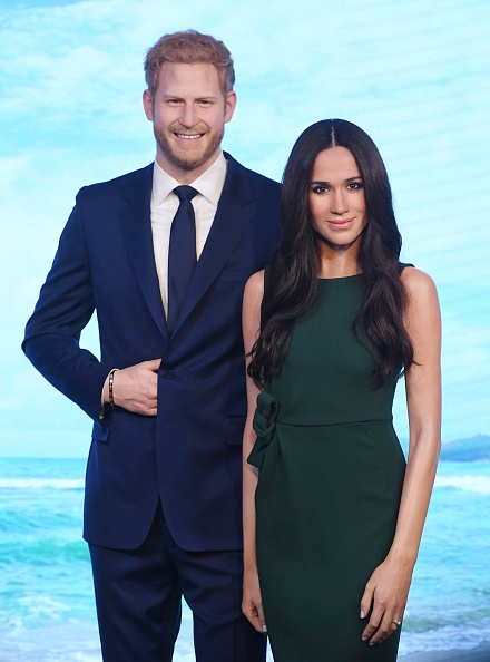 Wax「Madame Tussauds Unveils A Wax Figure Of Meghan Markle」:写真・画像(10)[壁紙.com]