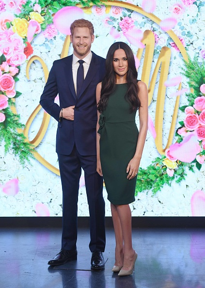 Wax「Madame Tussauds Unveils A Wax Figure Of Meghan Markle」:写真・画像(12)[壁紙.com]