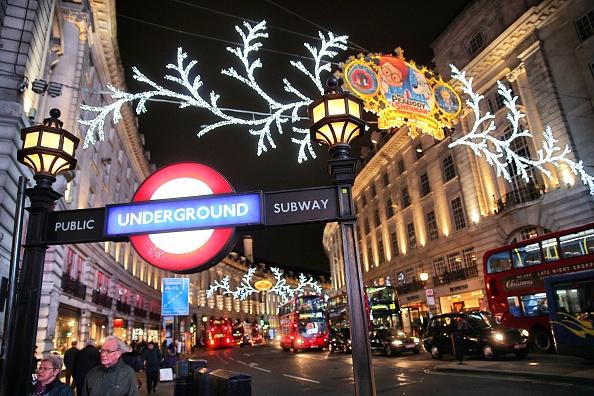 英国 ロンドン「An Alternative View Of London At Christmas」:写真・画像(13)[壁紙.com]