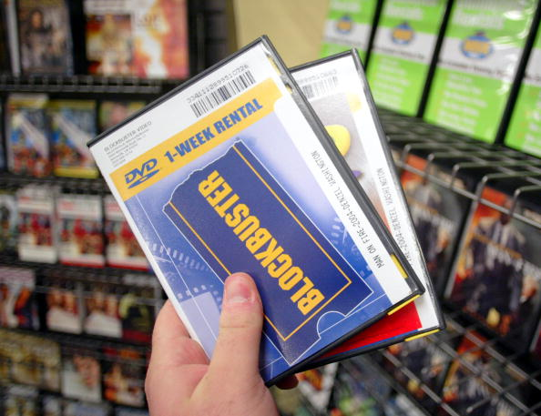 Store「Blockbuster Offers To Buy Competitor Hollywood Video」:写真・画像(8)[壁紙.com]