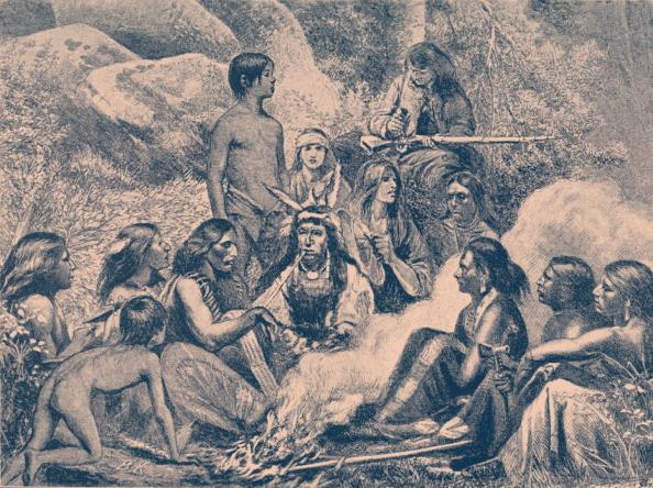 Navajo Culture「Navajo Indian encampment」:写真・画像(7)[壁紙.com]