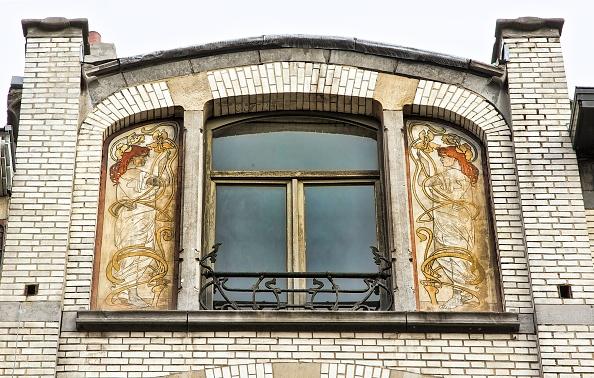 Art Nouveau「20-22 Rue Ernest Solvay」:写真・画像(16)[壁紙.com]