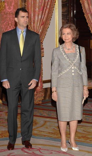 Madrid Royal Palace「Spanish Royals Receive Spanish Writers」:写真・画像(10)[壁紙.com]