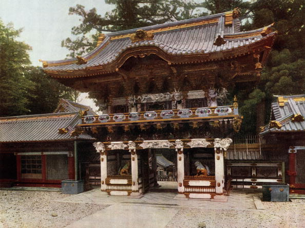 Shrine「Yomeimon Gate」:写真・画像(13)[壁紙.com]