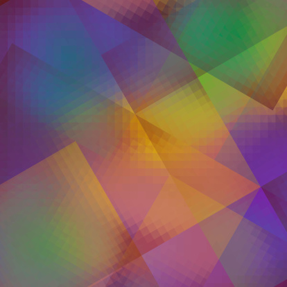 Abstract Backgrounds「Colorful Abstract」:スマホ壁紙(18)