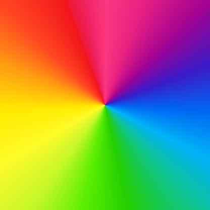 虹「カラフルな抽象的なの背景レインボーカラー」:スマホ壁紙(3)