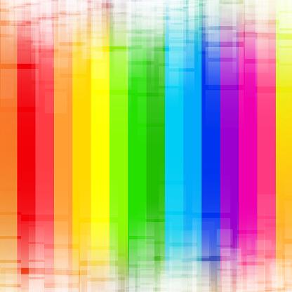 虹「カラフルな抽象的なの背景レインボーカラー」:スマホ壁紙(12)