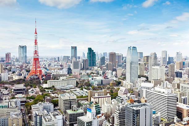 Tokyo, Japan:スマホ壁紙(壁紙.com)
