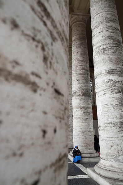 Architectural Feature「The Papal Conclave Day Two」:写真・画像(16)[壁紙.com]