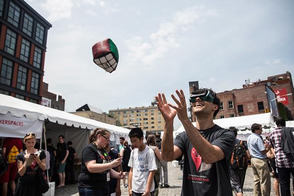 "Effort「Google Hosts ""Geek Street Fair"" In New York City」:写真・画像(2)[壁紙.com]"