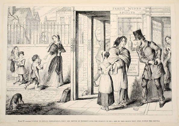 1840-1849「Unable To Obtain Employment」:写真・画像(16)[壁紙.com]