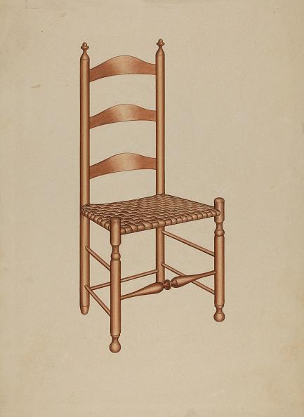 Chair「Shaker Desk Chair」:写真・画像(12)[壁紙.com]
