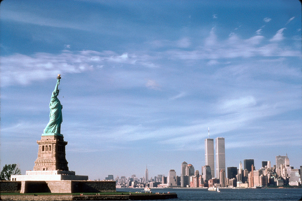 Skyscraper「New York City Skyline」:写真・画像(16)[壁紙.com]