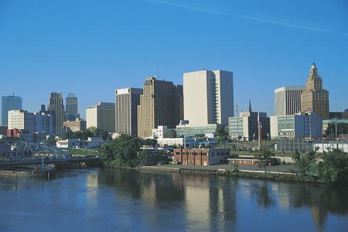 Northeast「Skyline of Newark , New Jersey」:スマホ壁紙(15)