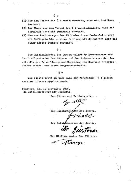 Law「Page Of The Nuremberg Laws Signed By Adolf Hitler」:写真・画像(19)[壁紙.com]