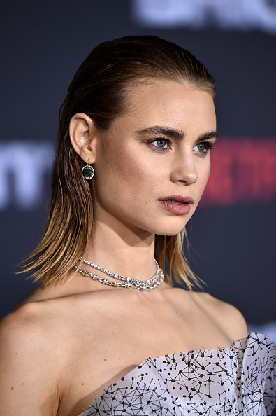 "Jewelry「Premiere Of Netflix's ""Bright"" - Arrivals」:写真・画像(13)[壁紙.com]"